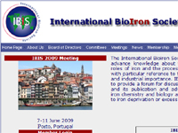 The International Bioiron Society (IBIS)