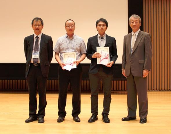 日本鉄バイオサイエンス学会学術奨励賞 受賞者